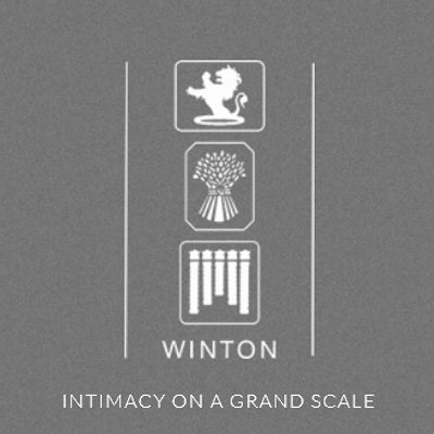 Winton Castle B&W Logo
