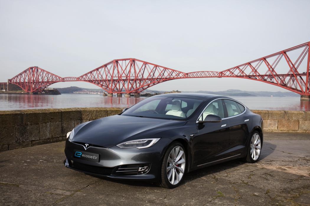 Tesla Hire in Edinburgh