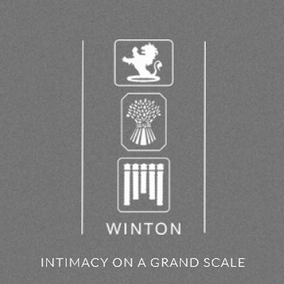 Winton Castle B&W Logo