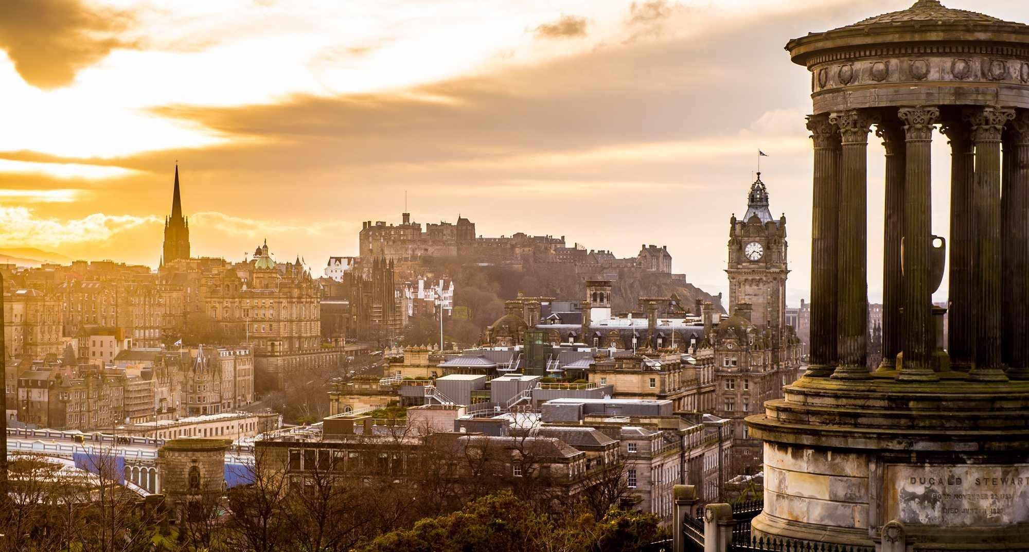 Scotland's Capital - Edinburgh