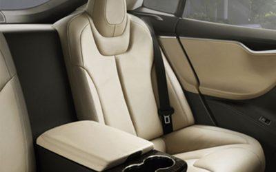 tesla model s rear seats